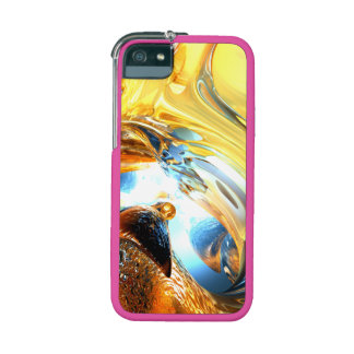 Glass Tidal Wave Abstract iPhone 5 Case