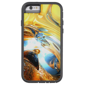 Glass Tidal Wave Abstract Tough Xtreme iPhone 6 Case