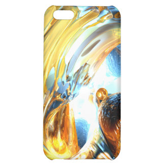 Glass Tidal Wave Abstract Iphone Case 4G iPhone 5C Cover