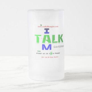 glass - voucher coffee mug