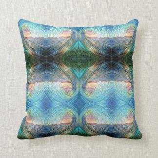 glass wave pillow