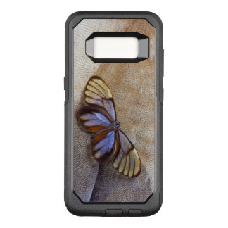 Glass-wing Butterfly Egyptian Goose Feather OtterBox Commuter Samsung Galaxy S8 Case