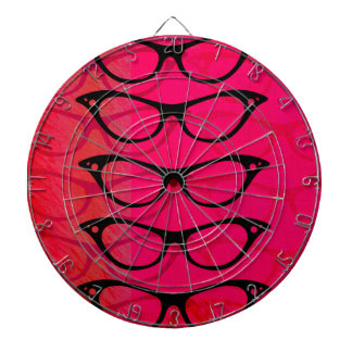 Glasses Dartboard