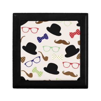 Glasses, Hats and Mustache Gift Box