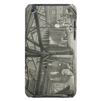 Glassmaking factory, from the 'Encyclopedia' by De Barely There iPod Covers