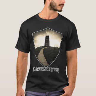 Glastonbury Tor - Gothic Avalon T-Shirt