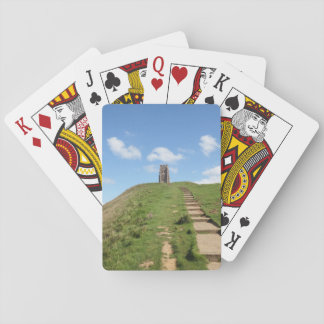 Glastonbury Tor Path Playing Cards