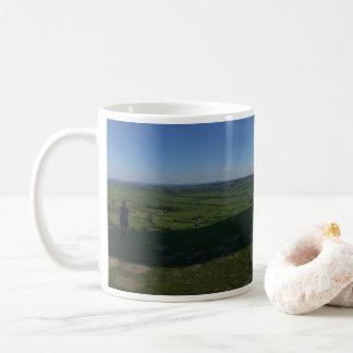 Glastonbury Tor Summit Coffee Mug