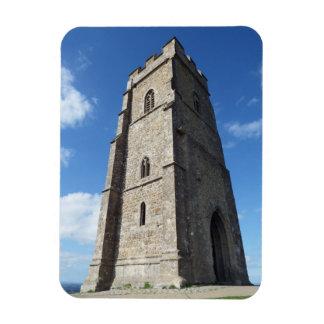 Glastonbury Tor Tower Magnet