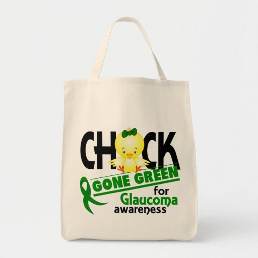 Glaucoma Chick Gone Green 2 Bag