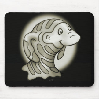GLAUKE ALIEN MONSTER CARTOON MOUSE PAD