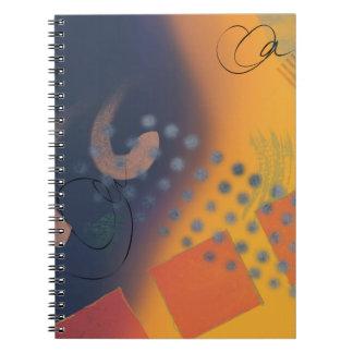Glaze Me Notebook