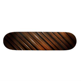 Glazed Wood Background Skate Board Decks