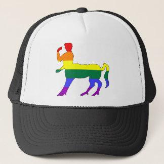 GLBT Pride Centaur #2 Trucker Hat