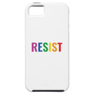 Glbt Resist iPhone 5 Cover