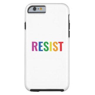 Glbt Resist Tough iPhone 6 Case