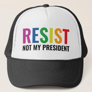 Glbt Resist Trucker Hat