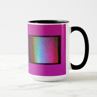 GLBTQ with LED Wash Lighting Mug