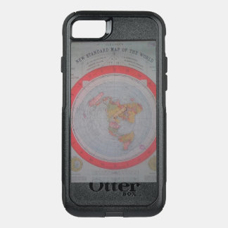 Gleasons Map OtterBox Commuter iPhone 8/7 Case