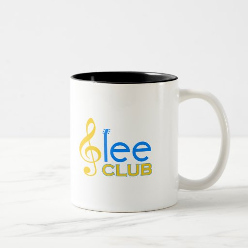 Glee Club Mugs