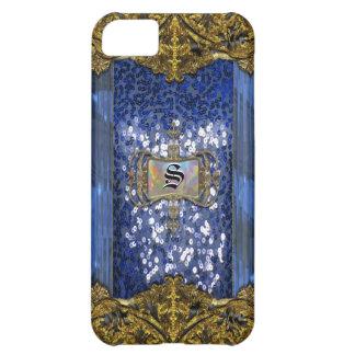 Gleemshore Saph Victorian Monogram iPhone 5C Case