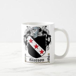 Gleeson Family Crest Coffee Mug