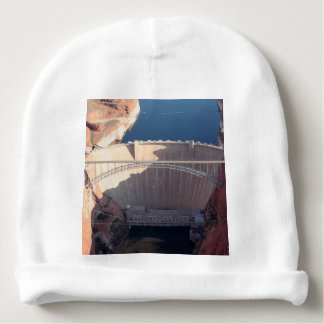 Glen Canyon Dam and Bridge, Arizona Baby Beanie