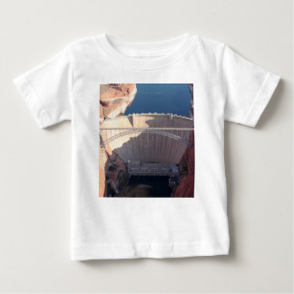 Glen Canyon Dam and Bridge, Arizona Baby T-Shirt
