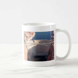 Glen Canyon Dam and Bridge, Arizona Coffee Mug