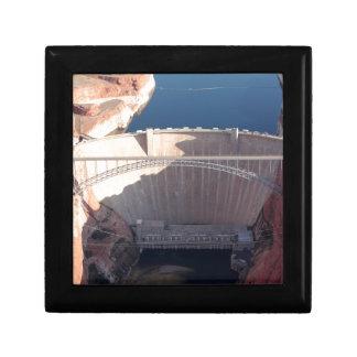 Glen Canyon Dam and Bridge, Arizona Gift Box