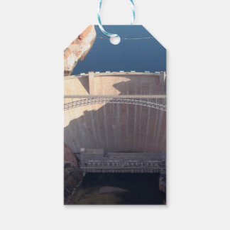 Glen Canyon Dam and Bridge, Arizona Gift Tags