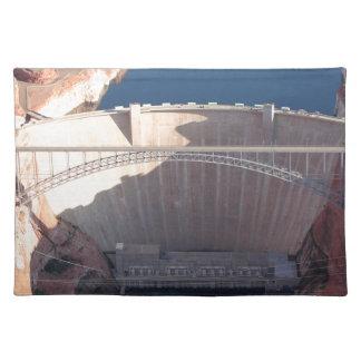 Glen Canyon Dam and Bridge, Arizona Placemat
