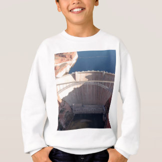 Glen Canyon Dam and Bridge, Arizona Sweatshirt