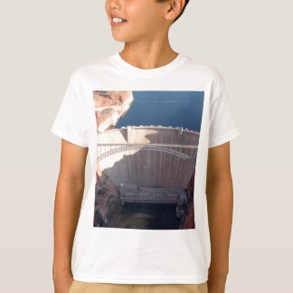 Glen Canyon Dam and Bridge, Arizona T-Shirt