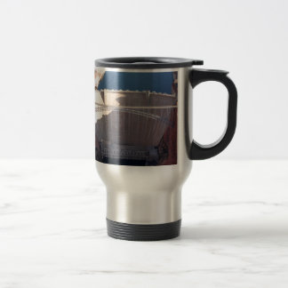 Glen Canyon Dam and Bridge, Arizona Travel Mug