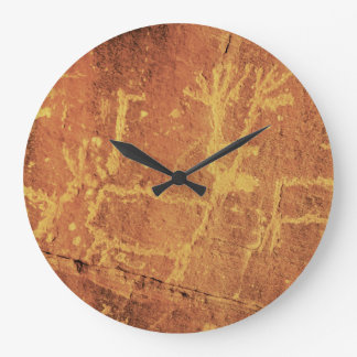 Glen Canyon National Recreation Area, Utah, USA Large Clock