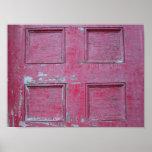 Glen Echo - Broken Doors Print