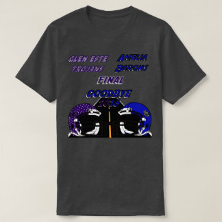 GLEN ESTE VS Amelia  Barons OHIO  GOODBYE T-Shirt