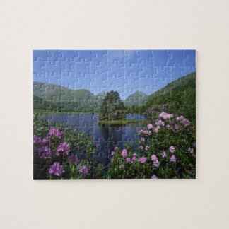 Glen Etive, Highlands, Scotland Jigsaw Puzzle