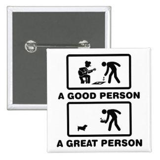 Glen of Imaal Terrier Button