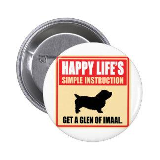Glen of Imaal Terrier Pin
