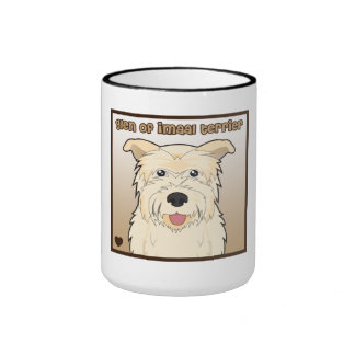 Glen of Imaal Terrier Cartoon Coffee Mug