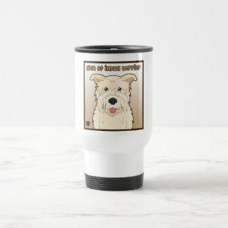 Glen of Imaal Terrier Cartoon Mugs