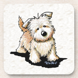 Glen of Imaal Terrier Coaster