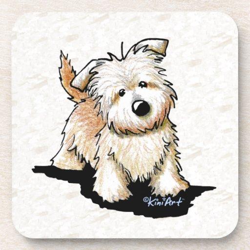 Glen of Imaal Terrier Coaster