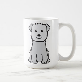 Glen of Imaal Terrier Dog Cartoon Coffee Mug