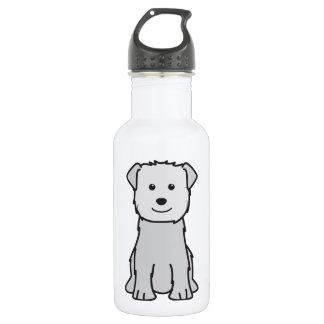 Glen of Imaal Terrier Dog Cartoon 532 Ml Water Bottle