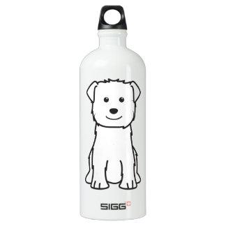 Glen of Imaal Terrier Dog Cartoon SIGG Traveller 1.0L Water Bottle