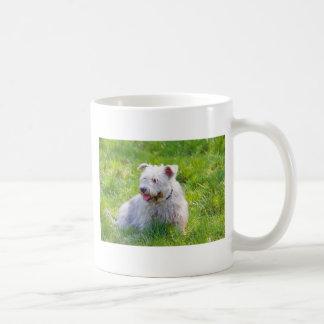 Glen of Imaal Terrier dog coffee mug, gift idea Basic White Mug