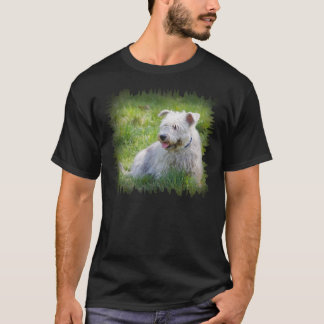 Glen of Imaal Terrier dog unisex t-shirt, gift T-Shirt